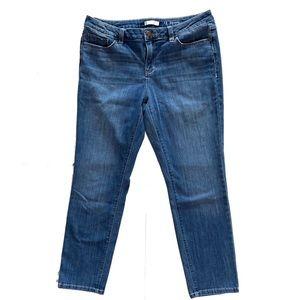 Lauren Conrad Skinny Jeans Size 12 Blue